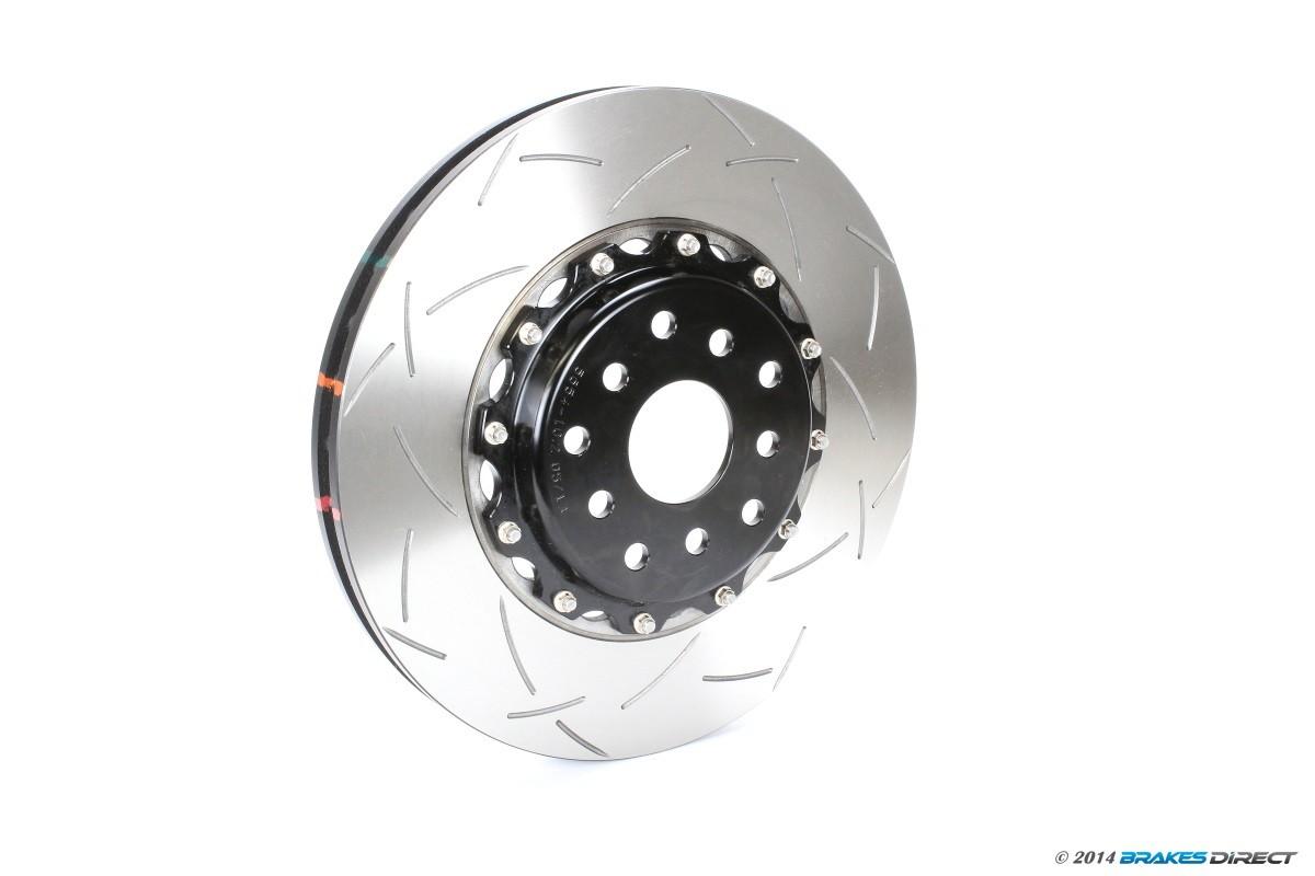 DBA5654BLKS-10 DBA 5000 Series Black Hat T3 Slotted Brake Rotor