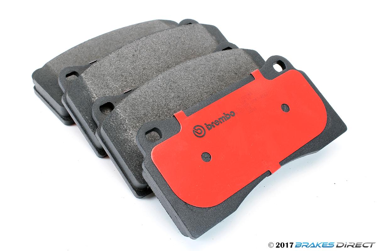 Brembo Brake Pads >> P36018 | Brembo Brake Pads (DB1935)