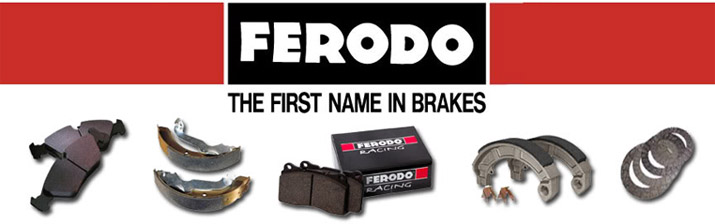 Ferodo Logo First Name in Brakes