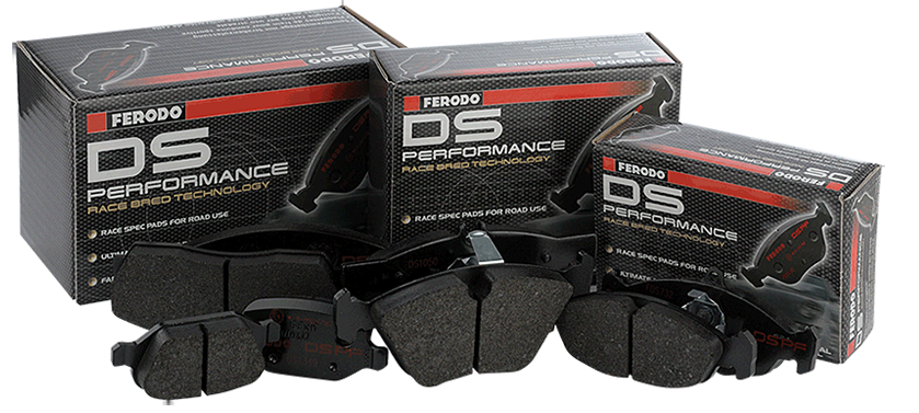 Ferodo DS Performance Pads