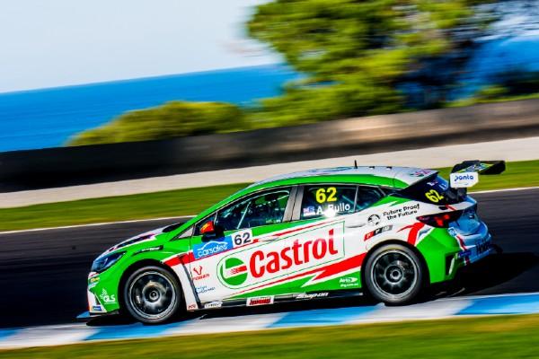 Alex Rullo TCR Forza
